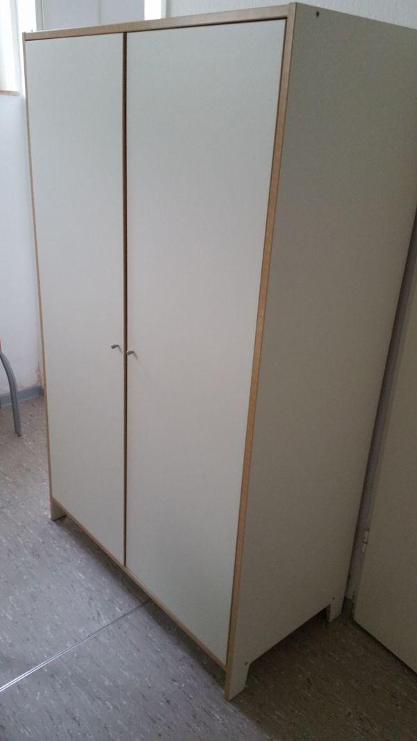 ikea kleiderschrank weiss gebraucht kaufen nur 2 st bis 70 g nstiger. Black Bedroom Furniture Sets. Home Design Ideas