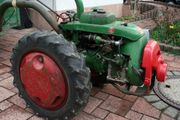AGRIA 1700 Einachser Bj 1961