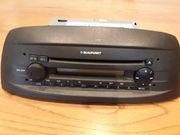 Blaupunkt Autoradio CD Fiat Punto