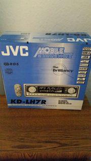 Autoradio JVC CD-Receiver KD-LH7R MP3