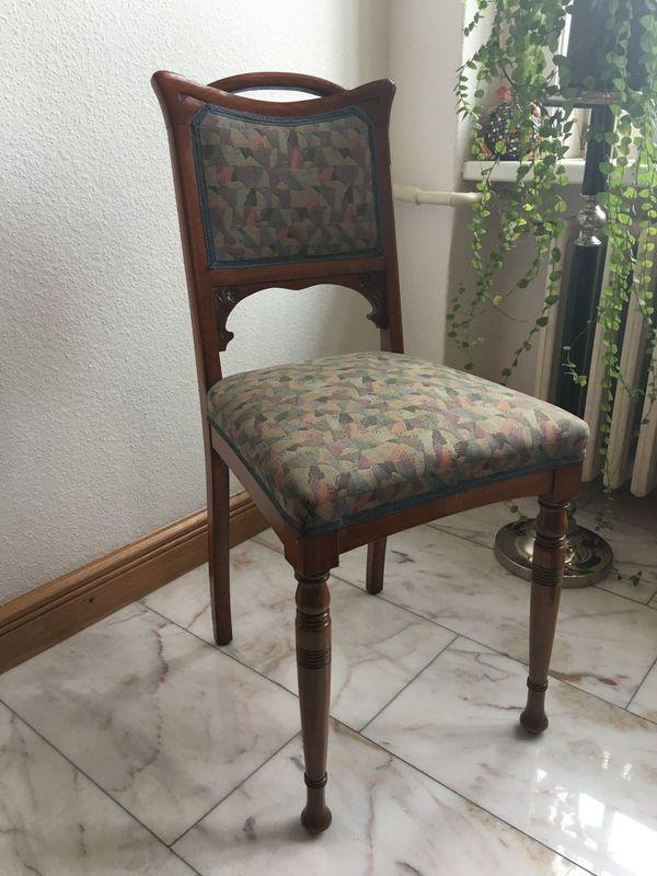Stuhl Jugendstil Kaufen Stuhl Jugendstil Gebraucht Dhd24com
