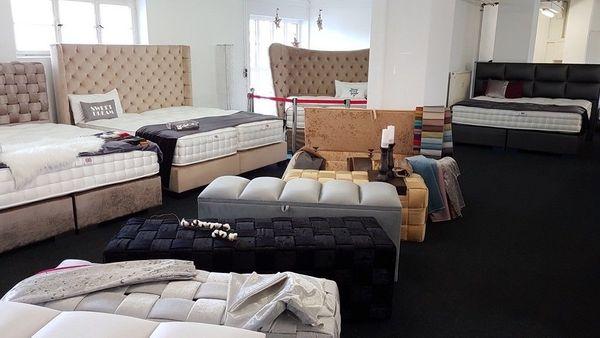 Luxus Hotel Boxspringbett Direkt Vom Hersteller Original Haskins In