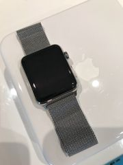 Apple Watch in Edelstahl 42