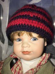 Puppe Sammlerpuppe Zasan