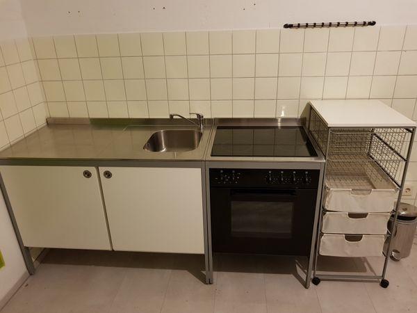 Ikea Udden Küche in Mannheim - Küchenzeilen, Anbauküchen kaufen und ...