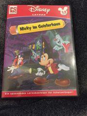 Micky im Geisterhaus
