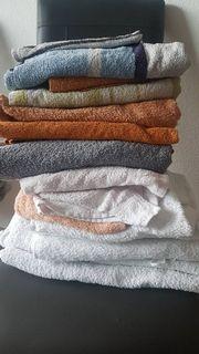 Handtücher komplett als