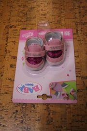 BabyBorn Puppen-Schuhe NEU OVP