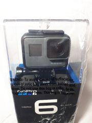 GoPro Hero 6 Black neu