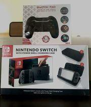 Nintendo Switch Konsolen Bündel mit
