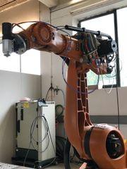 KUKA Fräsroboter