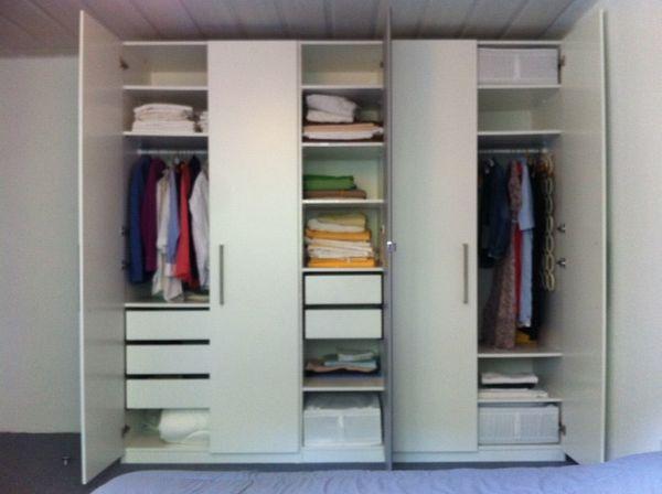 Kleiderschrank ikea pax  IKEA PAX Kleiderschrank in Plettenberg - IKEA-Möbel kaufen und ...
