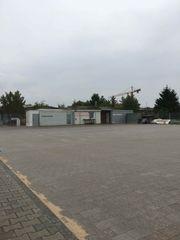 Gewerbefläche für Containerlager zu vermieten