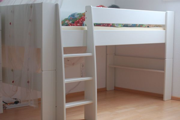 Etagenbett Gitterbett : Flexa betten etagenbett kinderbett plattformbett und
