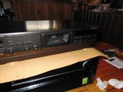 Technics Cassetten Deck