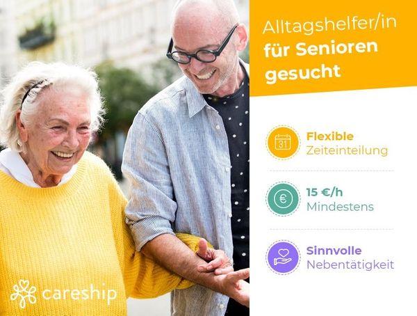 Betreuer Mw Für Senioren Gesucht Ab Eur15h In Berlin