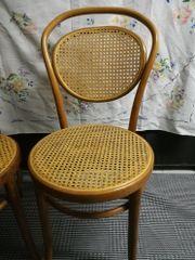 2 Holzstühle mit
