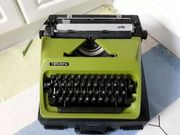 Retro Schreibmaschine Triumph