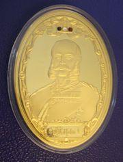 Münze Deutscher Kaiser Wilhelm I -