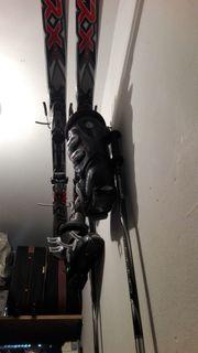Neuwertig Skiausrüstung Fischer 170 cm