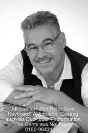 Alleinunterhalter Peter Gent