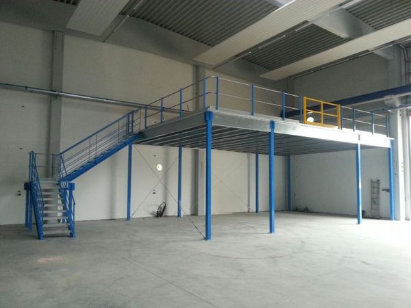 Lagerbühne 5000 5000 mm Neu