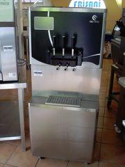 Softeis und Frozen Yogurt Maschine