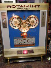 Geldspielautomat Spielautomat Rotamint