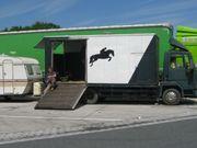 Pferdetransporter Ford Cargo