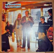 THE BROUGHTONS - PARLEZ VOUS ENGLISH