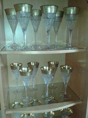 Moser Kristall Gläser