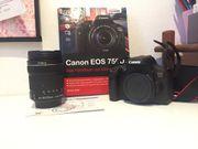 Spiegelreflex Canon EOS