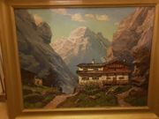 Gemälde Alexander Scherban 1940