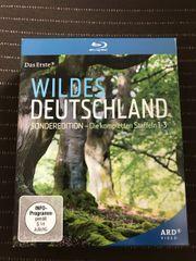 BluRay Wildes Deutschland