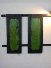 Verkaufe Bild Acryl