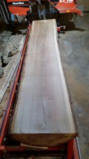 Bretter Bohlen Eiche Tischplatte massivholz