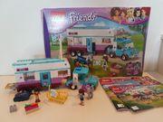 Lego Friends 41125 Pferdeanhänger mit