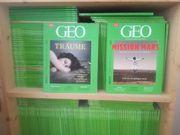 GEO Magazine 1986-2016