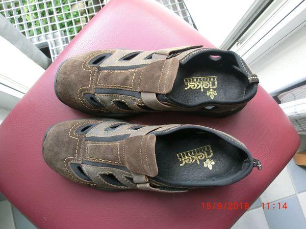 NEU Rieker Schuhe Gr. 45, braun in Oldenburg - Schuhe, Stiefel ... c4c0162e6f