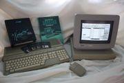 ATARI 1040 STF Mikrocomputersystem mit