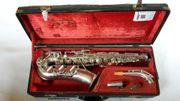 Alto Saxophon Amati Classic Deluxe