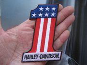 Neu Aufnäher Aufbügler Patch Harley