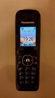 PANASONIC-GSM-Schnurloses Telefon