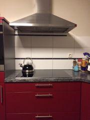 Küchenschränke- und schubladenelemente Dunstabzugshaube