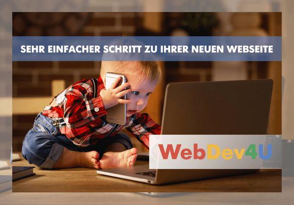 Professionelle Homepage Webseite Internetseite Website