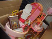 Retro Barbie Haus -