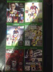 X-Box One Spiele