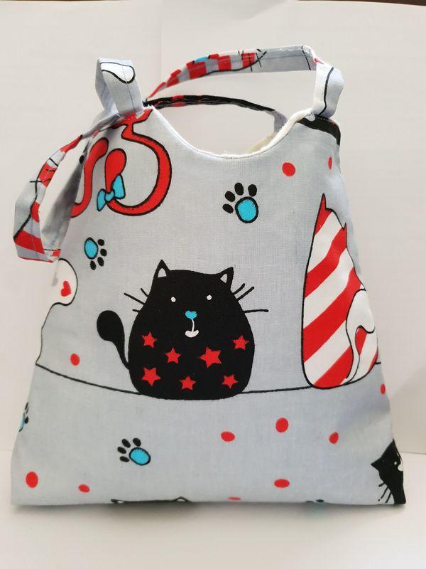 Mädchen Tasche \'Katze\' - hübsches Weihnachtsgeschenk... in Haßloch ...