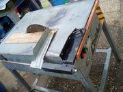 Tischkreissäge Baukreissäge