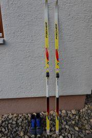 Langlaufski-Set Fischer XC Ultralight 200